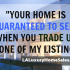 Your Home is GUARANTEED to Sell When You Trade Up to One of My Listings